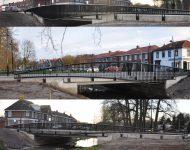 Nachtegaal Brücke Almelo