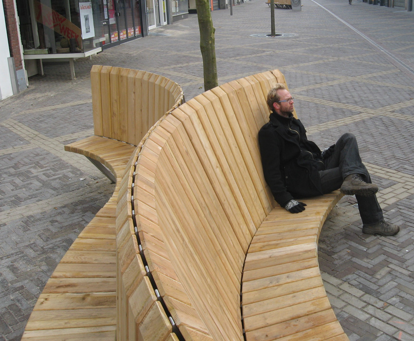 street furniture Doetinchem