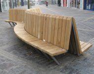 Straßen Mobiliar für das Zentrum von Doetinchem