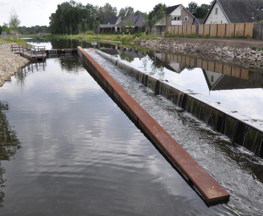 Canoe gutter Almelo