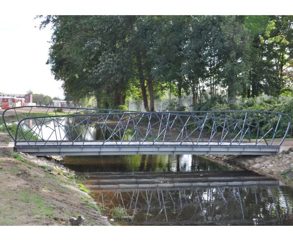 Brücken über dem Koekoeksbeek
