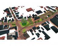 vorden;dorpsvernieuwing;recreatie;inrichtingsplan vorden;straatmeubilair