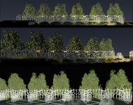 watertuin;china; landschapsinrichting;ontwerp; rijstwijn brouwerij;kunstwerk