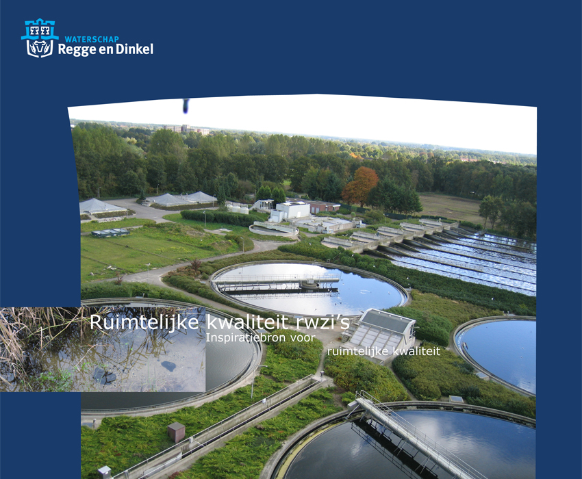 Spatial quality sewage treatment