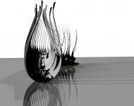 visgraat;landart'kunst