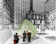 fietstheater;kunst;installatie;Beijing;china