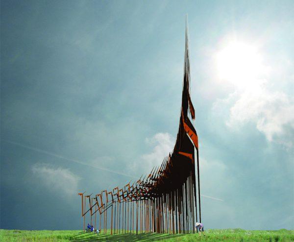 Church, landmark,art