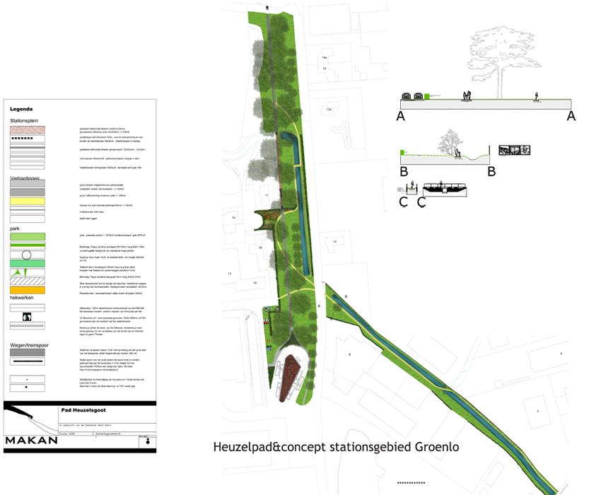 leisure route Heuzelsgoot Groenlo